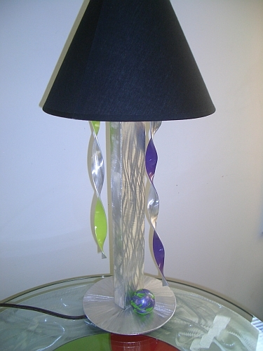 contemporary lamp design