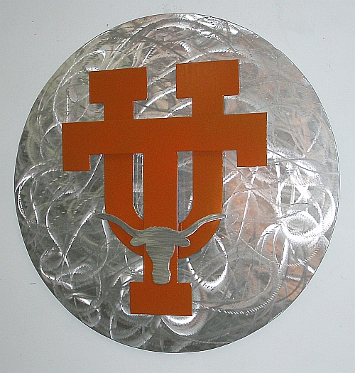 Texas logo sign,texas longhorns sign