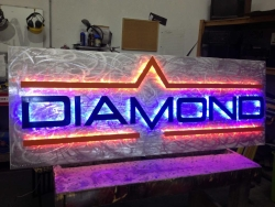 custom signs, signage, logo signage, signs for business, indoor signs, outdoor signs, signs with lights,