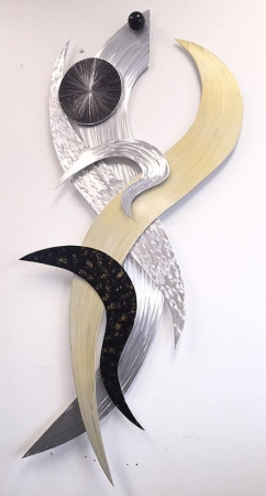 contemporary wall art, modern wall art, wall art, metal wall art, wall sculpture, viscardi designs, tony viscardi, large wall art, abstract art, contemporary wall art,