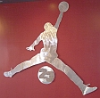 air jordan art sculpture