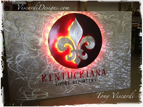 LED sign and LED sign in aluminum and LED lighting