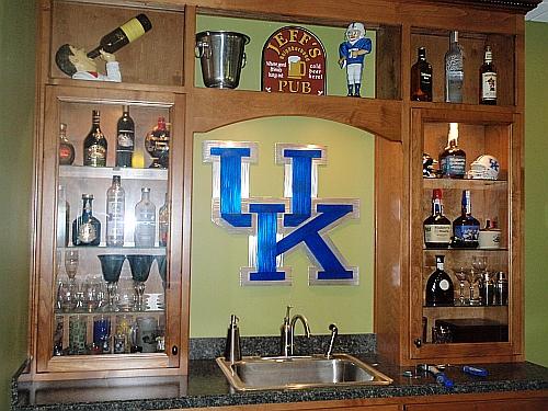 University Of Kentucky Man Cave Ideas : University of kentucky art and sculptures