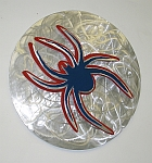 Richmond spiders custom sign,college logo sign,college logo signs