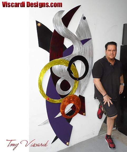wall sculpture,wall sculptures,large wall sculpture,contemporary wall art, wall art, metal wall art, metal wall sculpture, viscardi designs, tony viscardi,large wall sculpture, abstract sculpture, contmoprary sculpture, tony viscardi, large colorful wall sculpture,