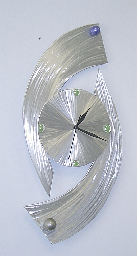 clock sculpture by tony viscardi  mixed media sculptures and clock