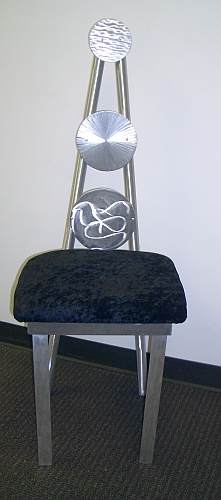 modern chair in contemporary chair design and funky chair art design