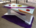 custom contemporary coffee table